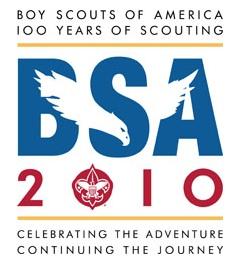 bsa 100th anniversary logo